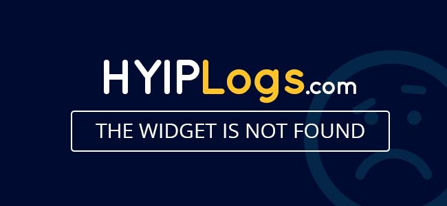 HYIPLogs.com widget for moneta7.club